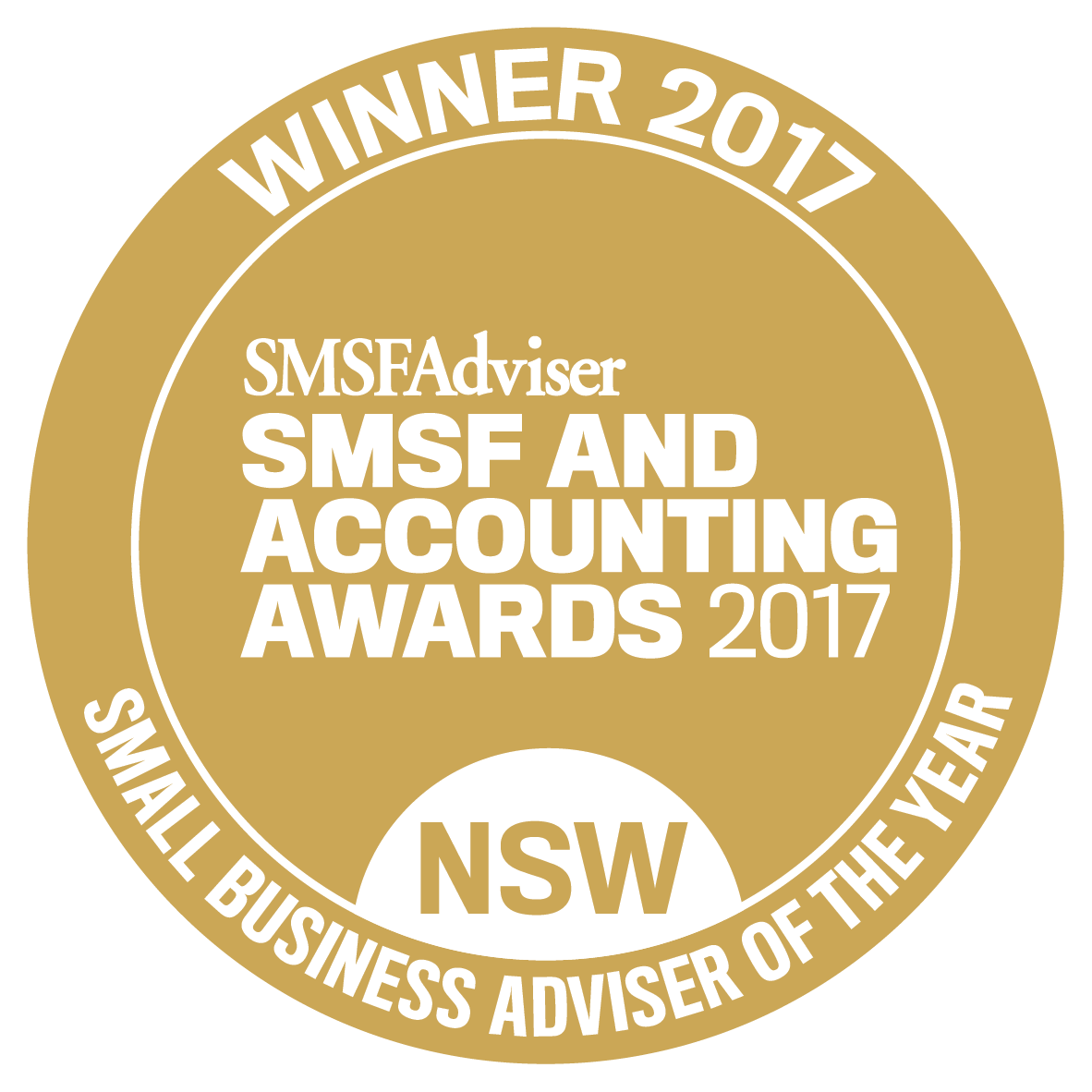 Small Business Advisor of the Year